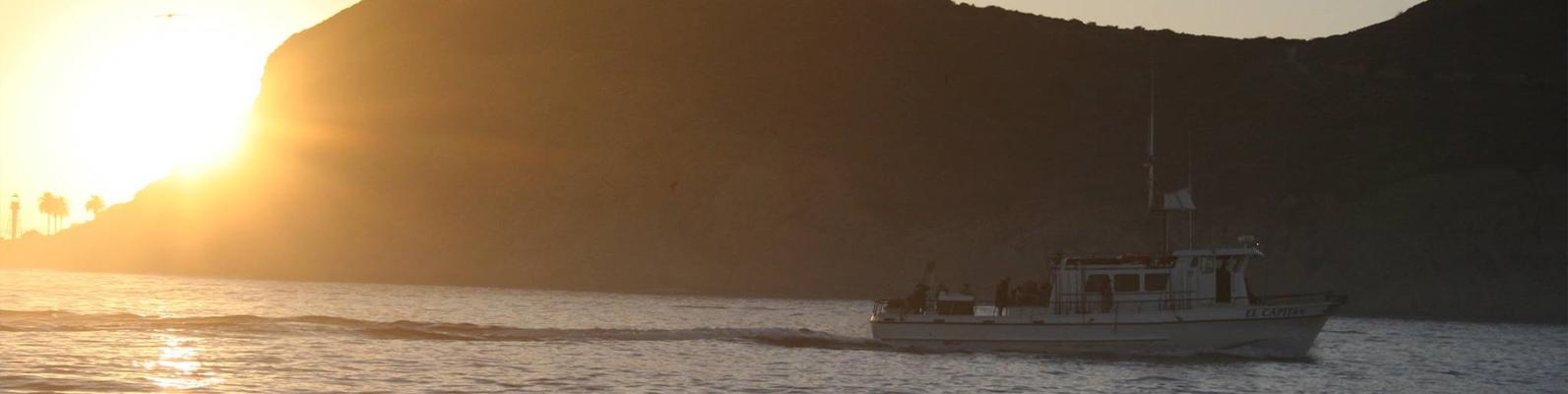 Sportfishing on the El Capitan Boat in San Diego